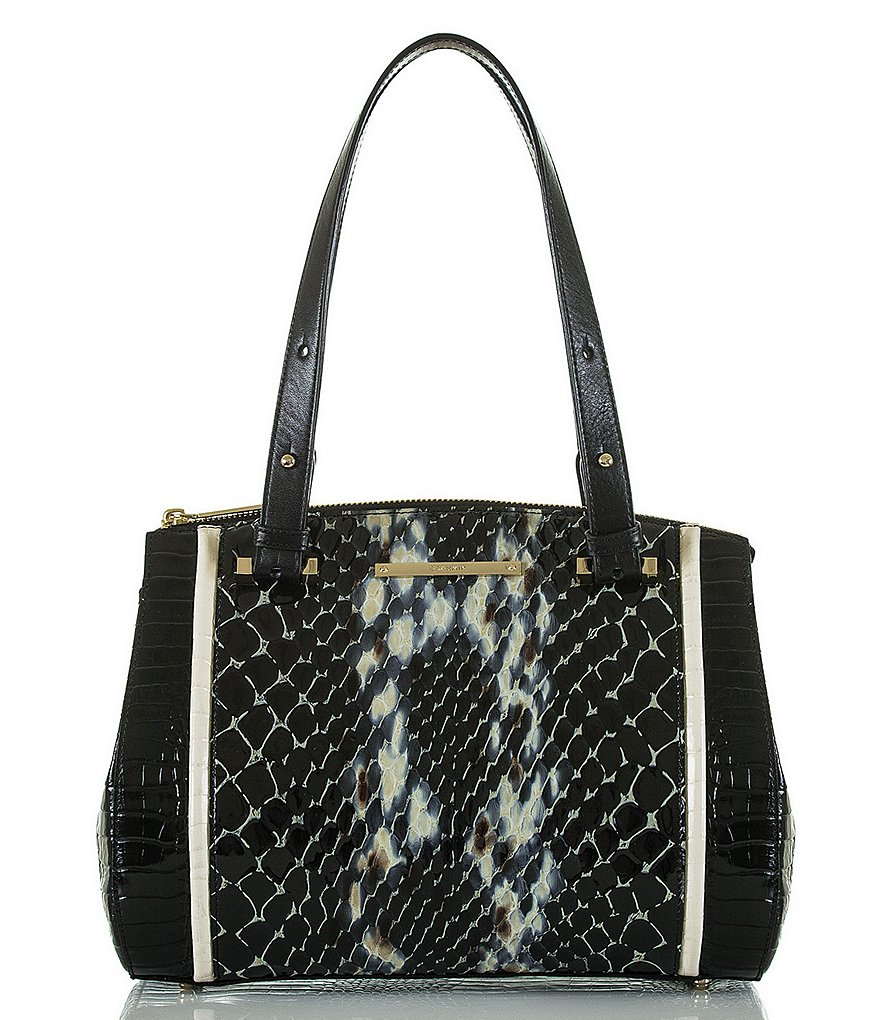 Brahmin Carlisle Collection Small Alice Tote