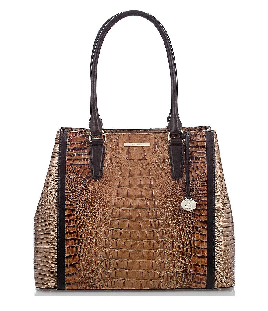 Brahmin Bengal Collection Joan Tote