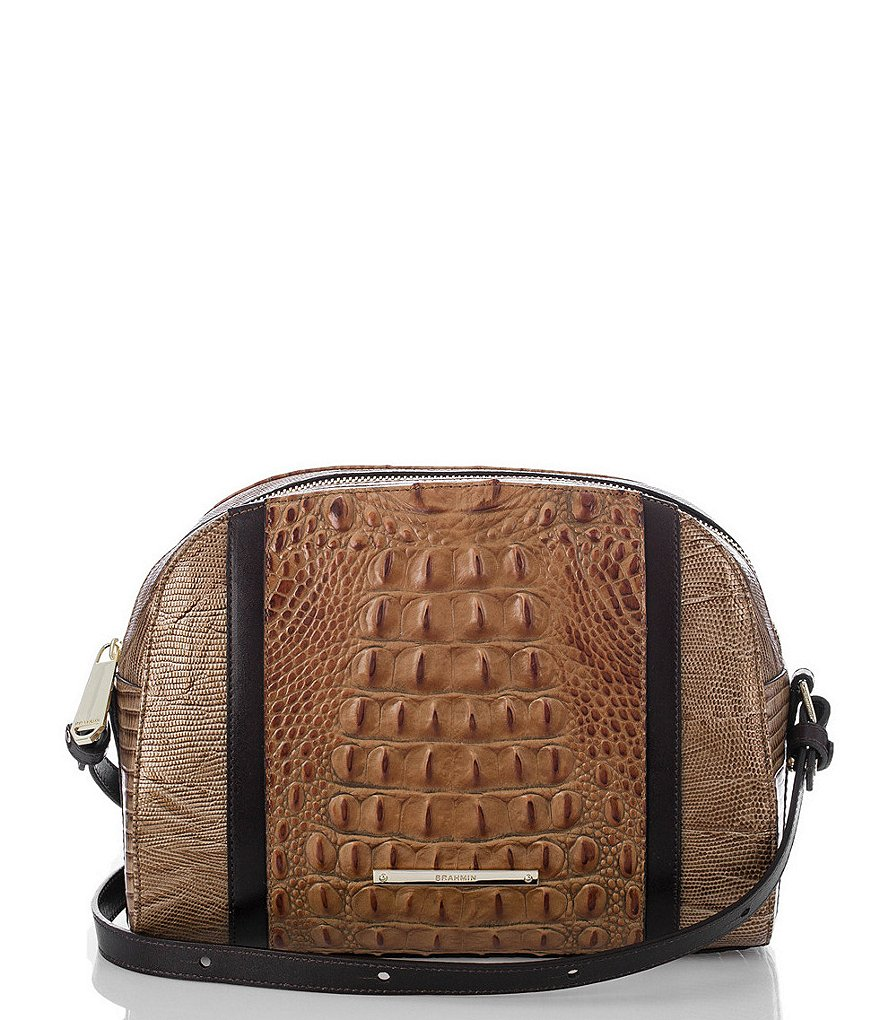 Brahmin Bengal Collection Abby Cross-Body Bag