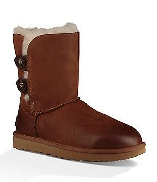 UGG® Marciela Leather Pull-On Boots