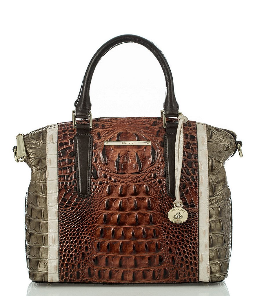 Brahmin Azuma Collection Duxbury Satchel