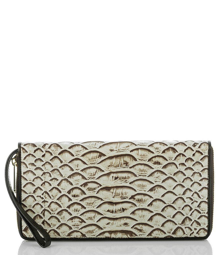 Brahmin Dogwood Collection Skyler Clutch