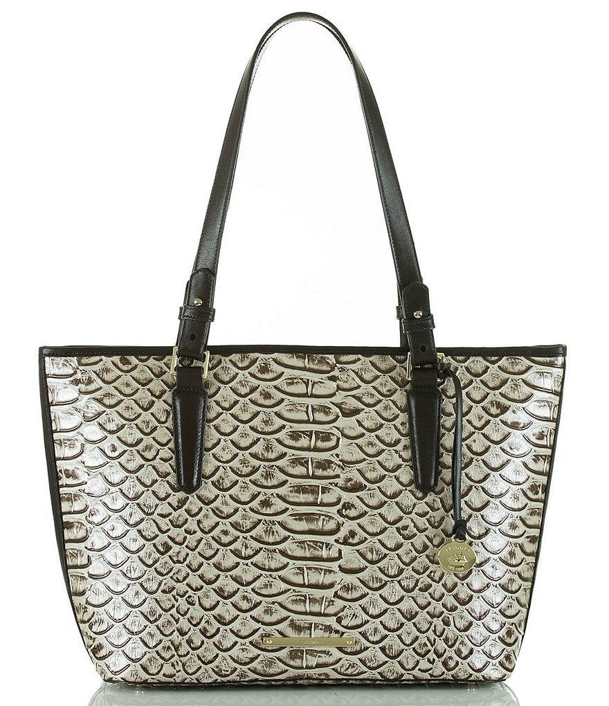 Brahmin Dogwood Collection Medium Asher Tote