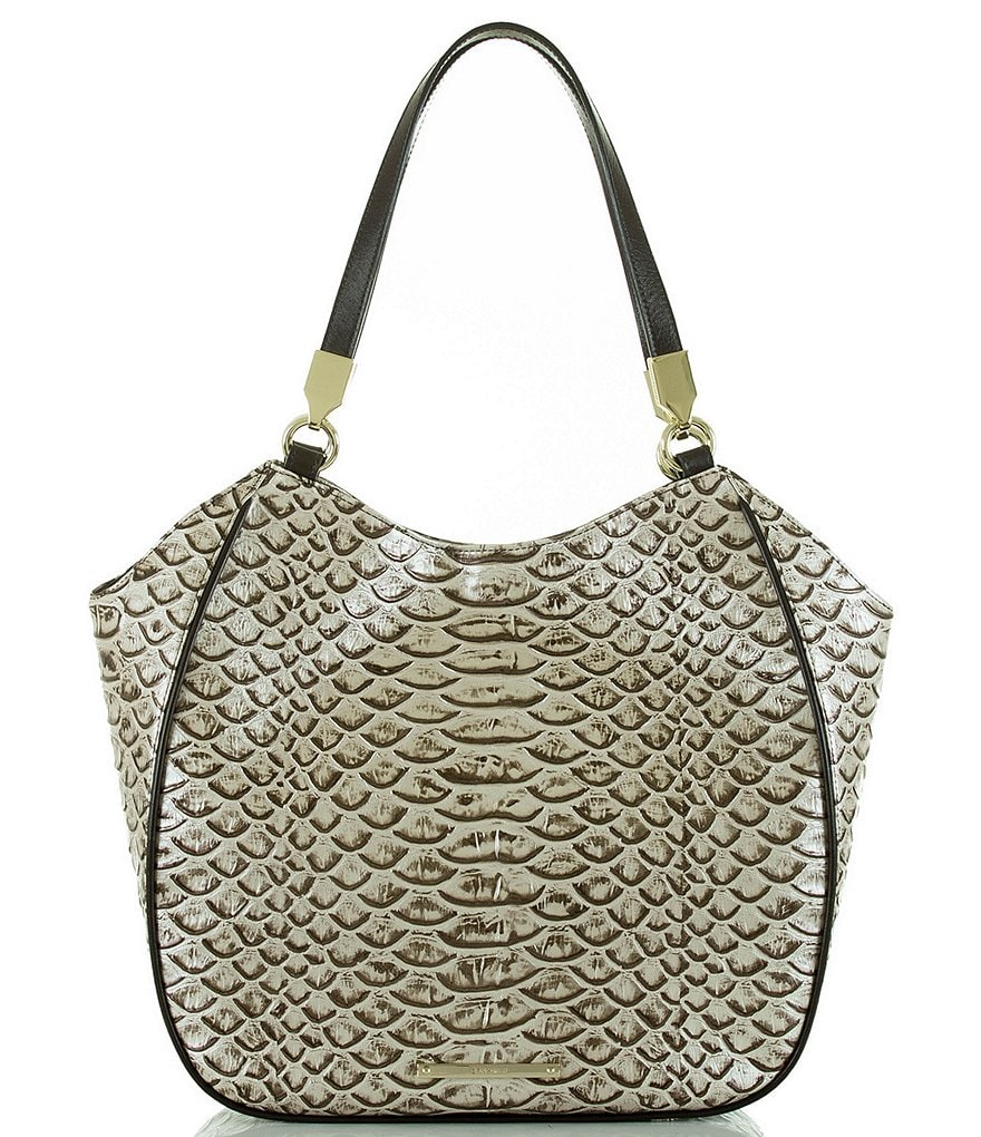 Brahmin Dogwood Collection Marianna Tote