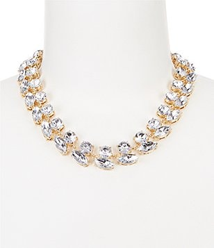 Anna & Ava Crystal Statement Necklace