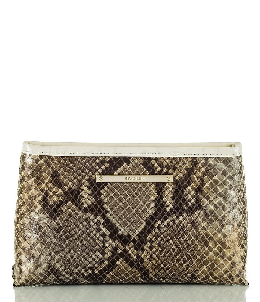 Brahmin Sumatra Collection Marney Pouch