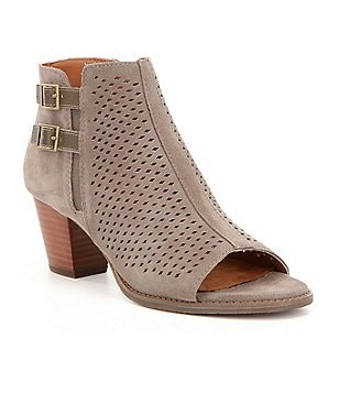 Vionic Aloft Chryssa Perforated Booties