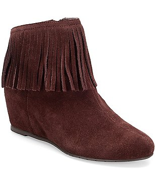 Comfortiva Riverton Wedge Booties