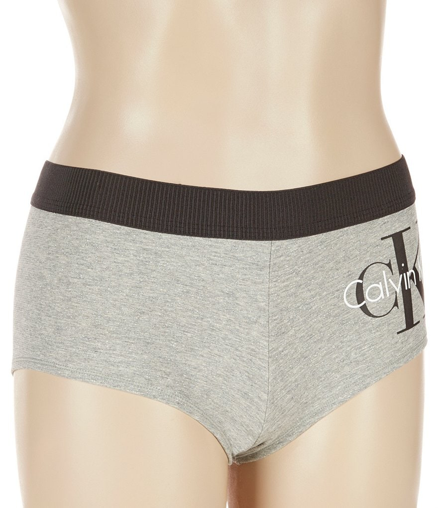 Calvin Klein Retro Boy Short Panty