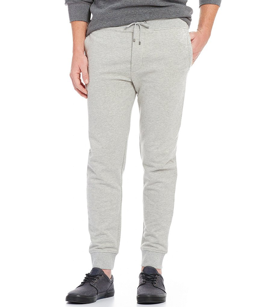 Polo Ralph Lauren Cotton-Blend-Fleece Jogger Pants