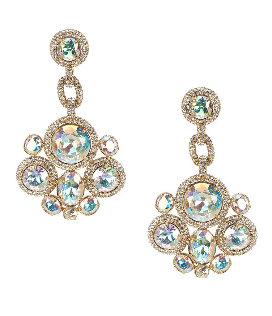 kate spade new york Absolute Sparkle Statement Earrings