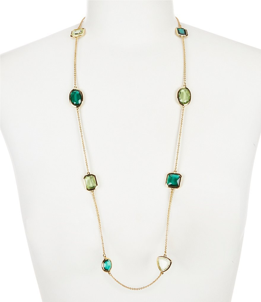 kate spade new york Vegas Jewels Scatter Necklace
