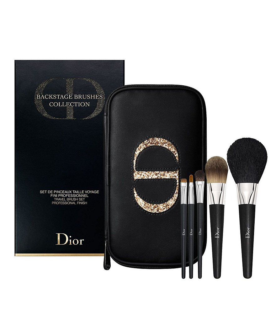 Dior Limited-Edition Travel Brush Set