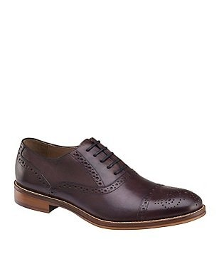 Johnston & Murphy Men´s Conard Cap Toe Oxfords