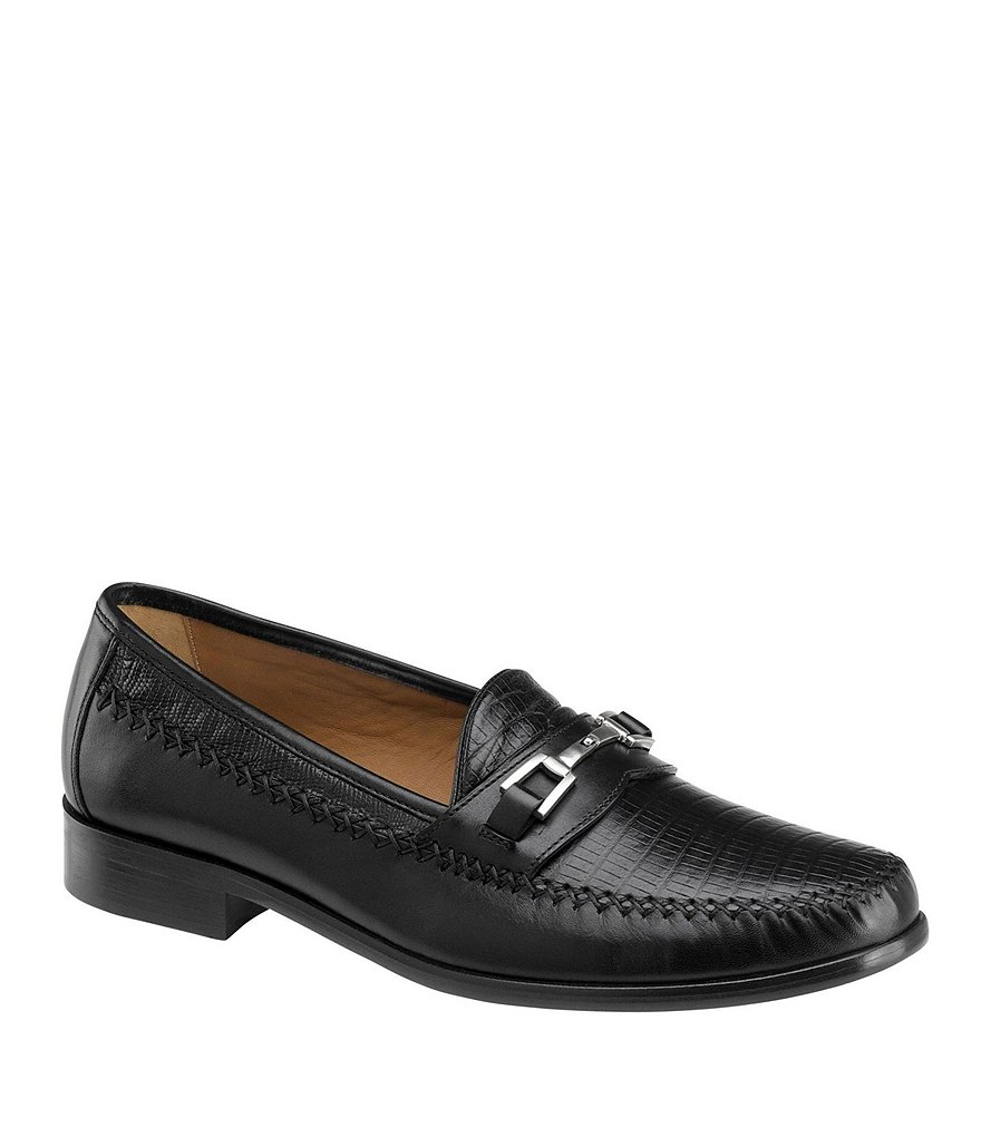 Domani Reeves Bit Men's Loafers