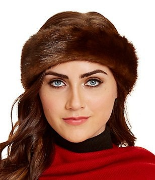 Dillard´s Faux-Fur Headband