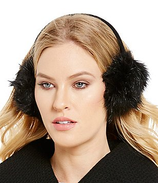 Dillard´s Faux-Fur Ear Warmers