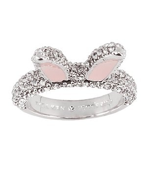 kate spade new york Make Magic Rabbit Ears Ring