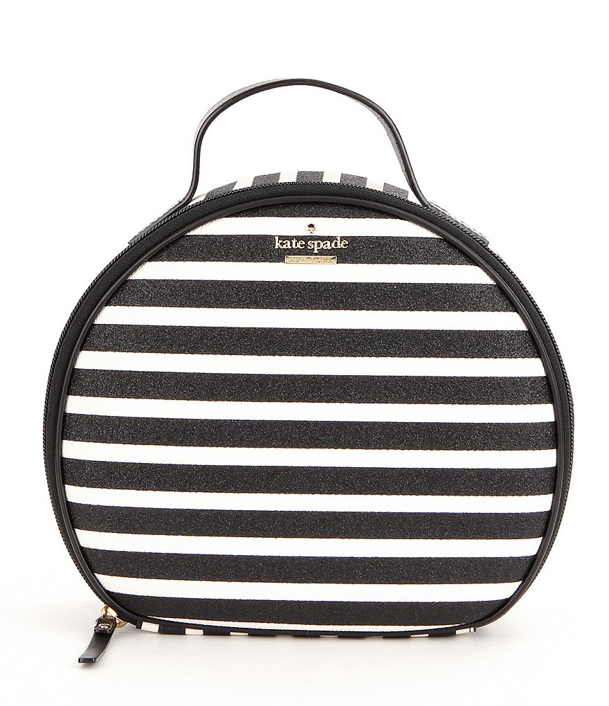 kate spade new york Hawthorne Lane Collection Miri Striped Cosmetic Case