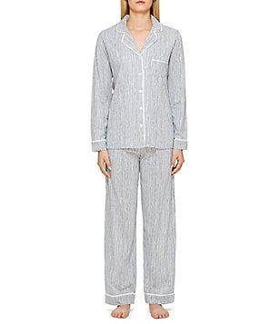 DKNY Striped Jersey Pajamas