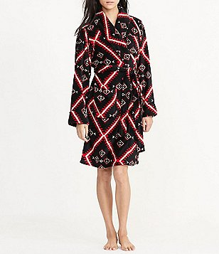 Lauren Ralph Lauren So Soft Fleece Robe
