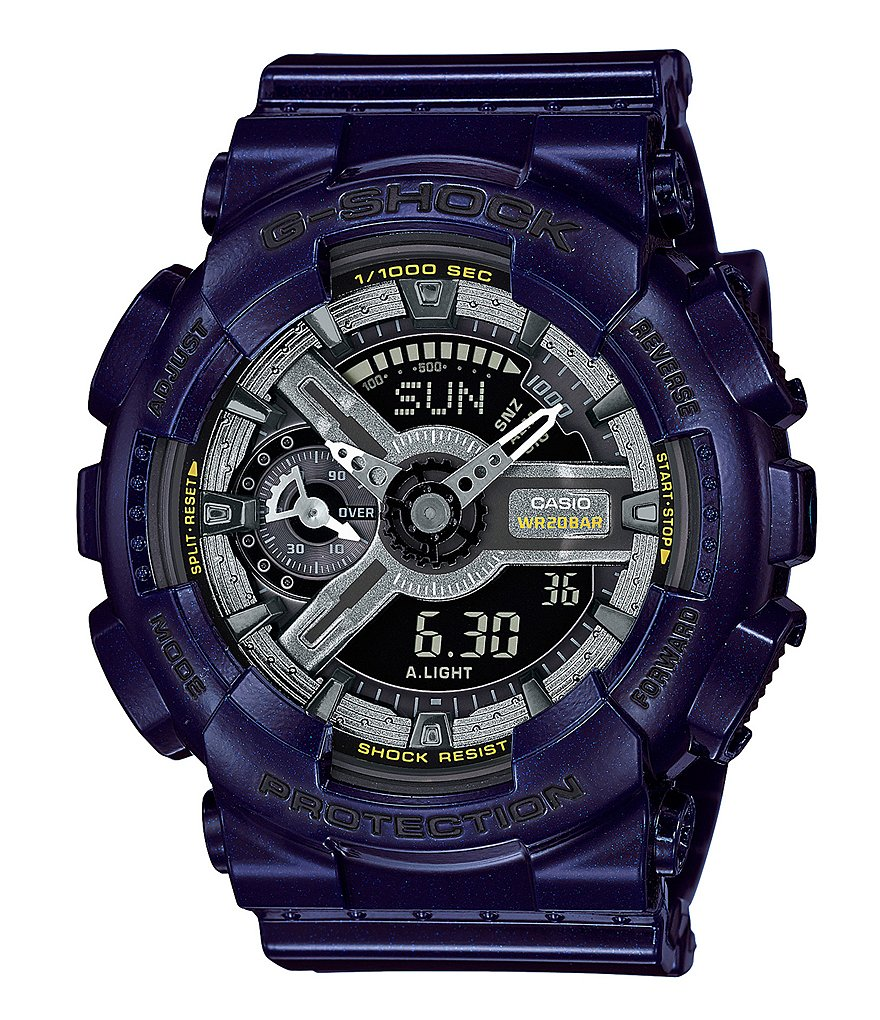 G-Shock S-Series Ana-Digi Watch