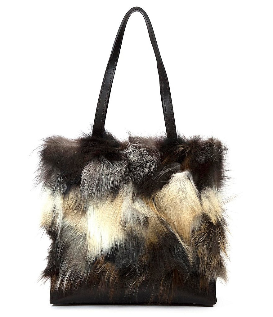 Patricia Nash European Fox Collection Toscano Tote