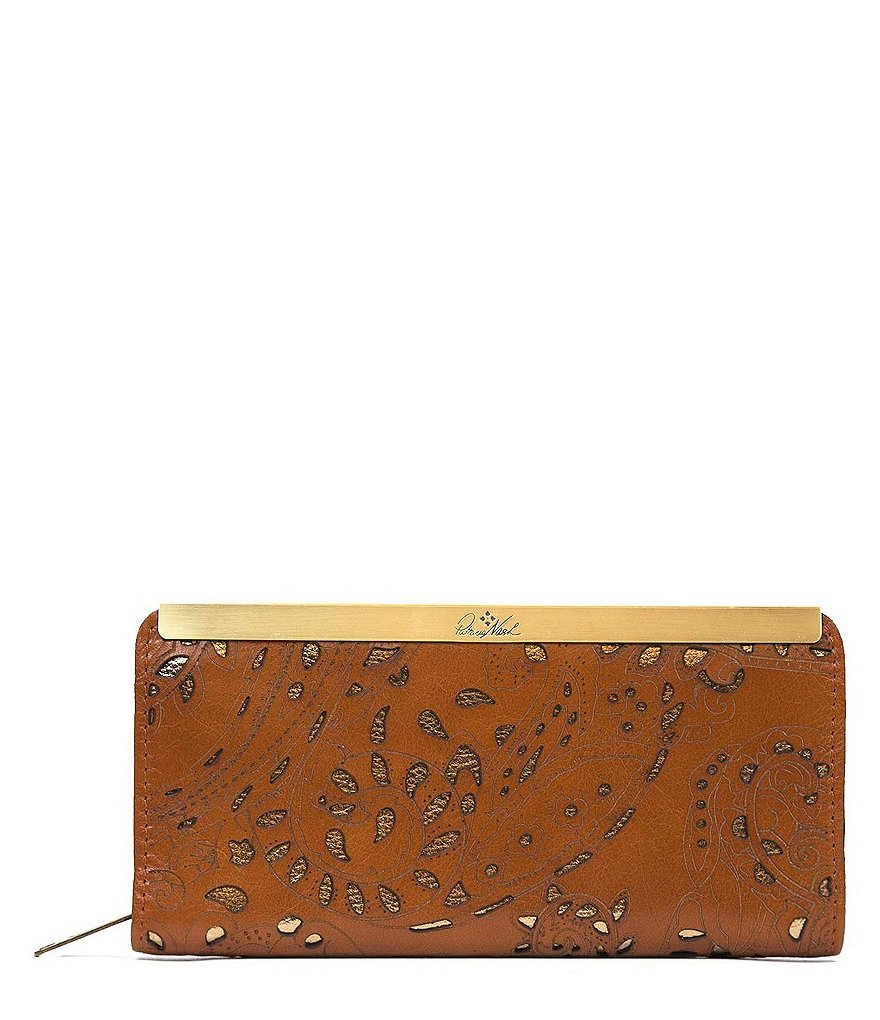 Patricia Nash Laser Lace Collection Tulli Wallet