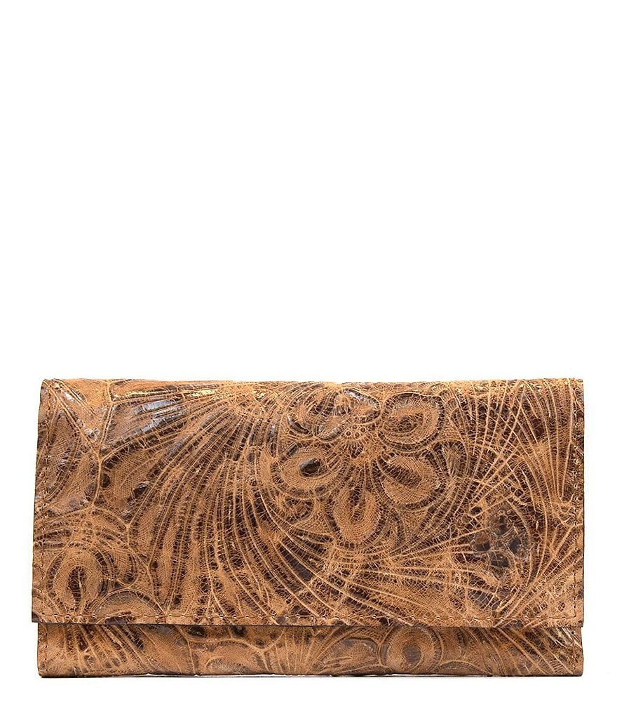 Patricia Nash Glazed Floral Collection Terresa Wallet