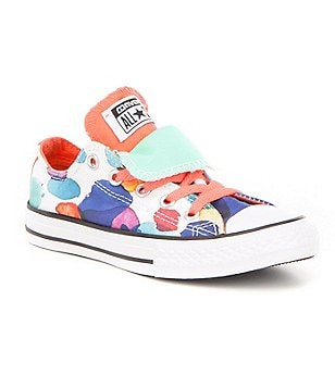 Converse Chuck Taylor® All Star® Girls´ Paint-Dot Double-Tongue Sneakers