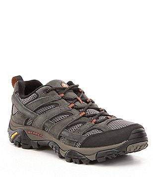 Merrell Moab Ventilator 2 Suede & Mesh Lace-Up Hiking Shoe