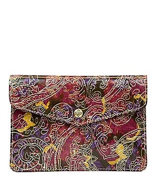 Patricia Nash Metallic Paisley Collection Mini iPad Portfolio