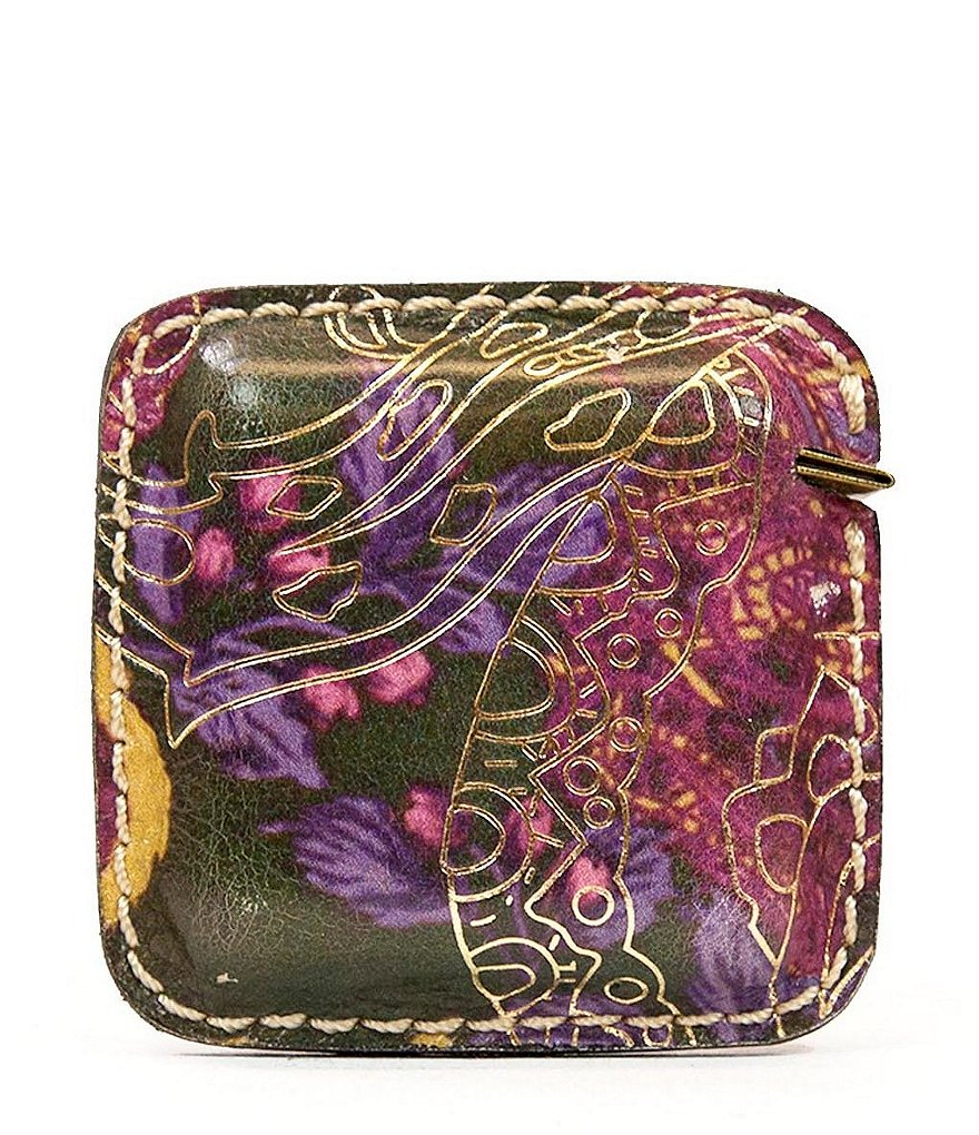 Patricia Nash Metallic Paisley Collection Righello Tape Measure