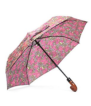 Patricia Nash Metallic Paisley Collection Magliano Umbrella