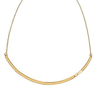Panacea Bar Choker Necklace