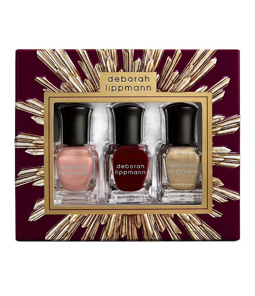 Deborah Lippmann Family Jewels Holiday Nail Polish Set