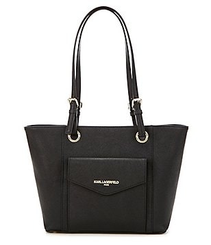 KARL LAGERFELD PARIS Marie Saffiano Tote
