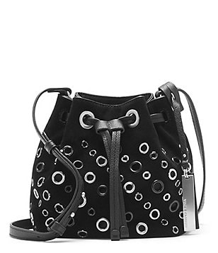 Vince Camuto Chip Grommet Drawstring Bag