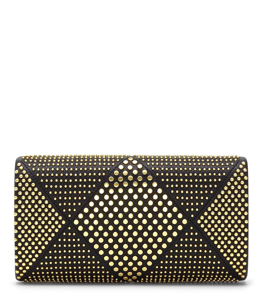 Vince Camuto Solan Studded Minaudiére Clutch