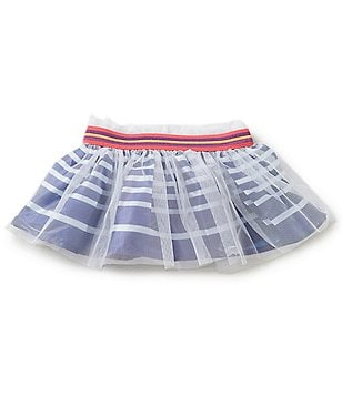Baby Starters Baby Girls 3-12 Months Striped Tutu Skirt