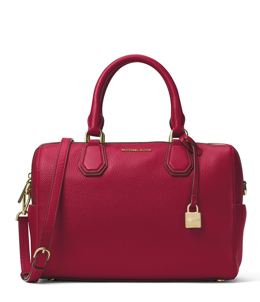 MICHAEL Michael Kors Studio Mercer Medium Duffel Satchel