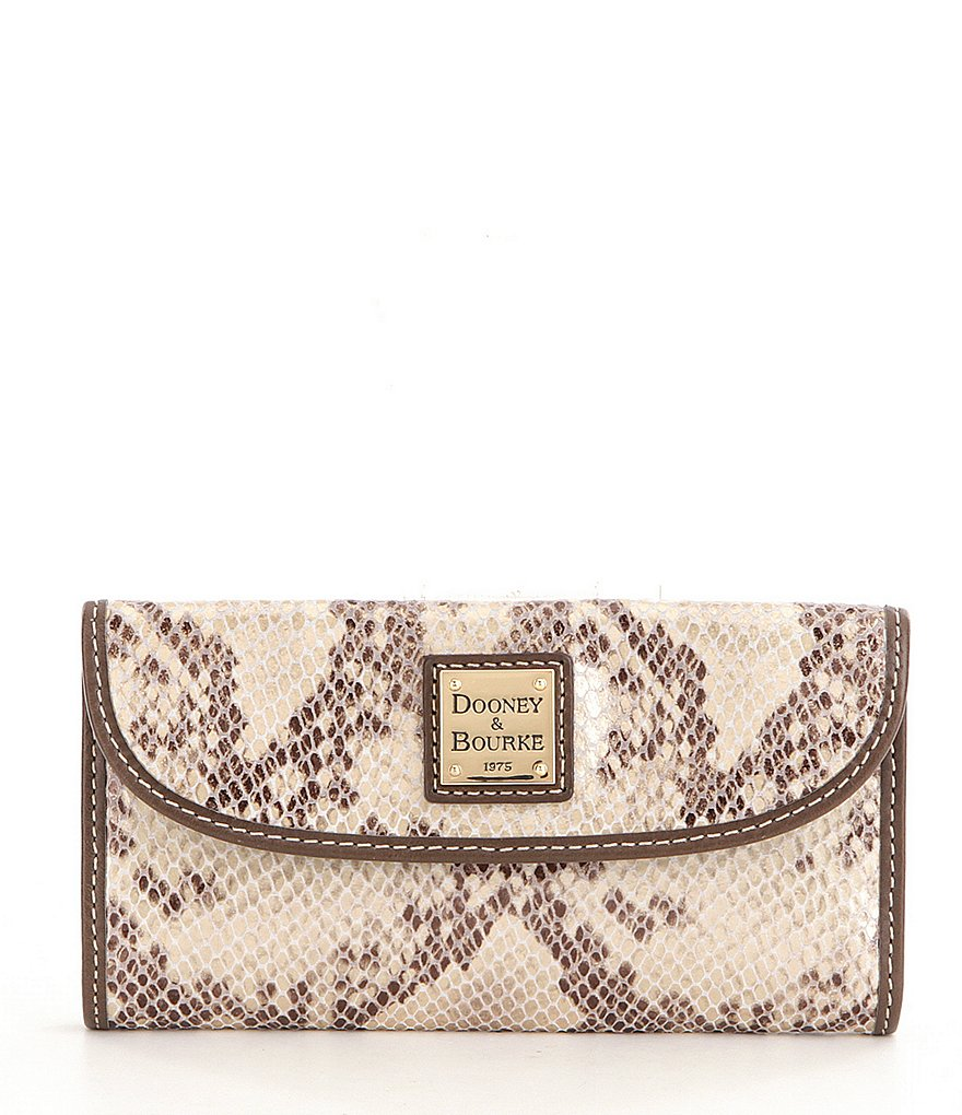 Dooney & Bourke Kitney Collection Continental Clutch