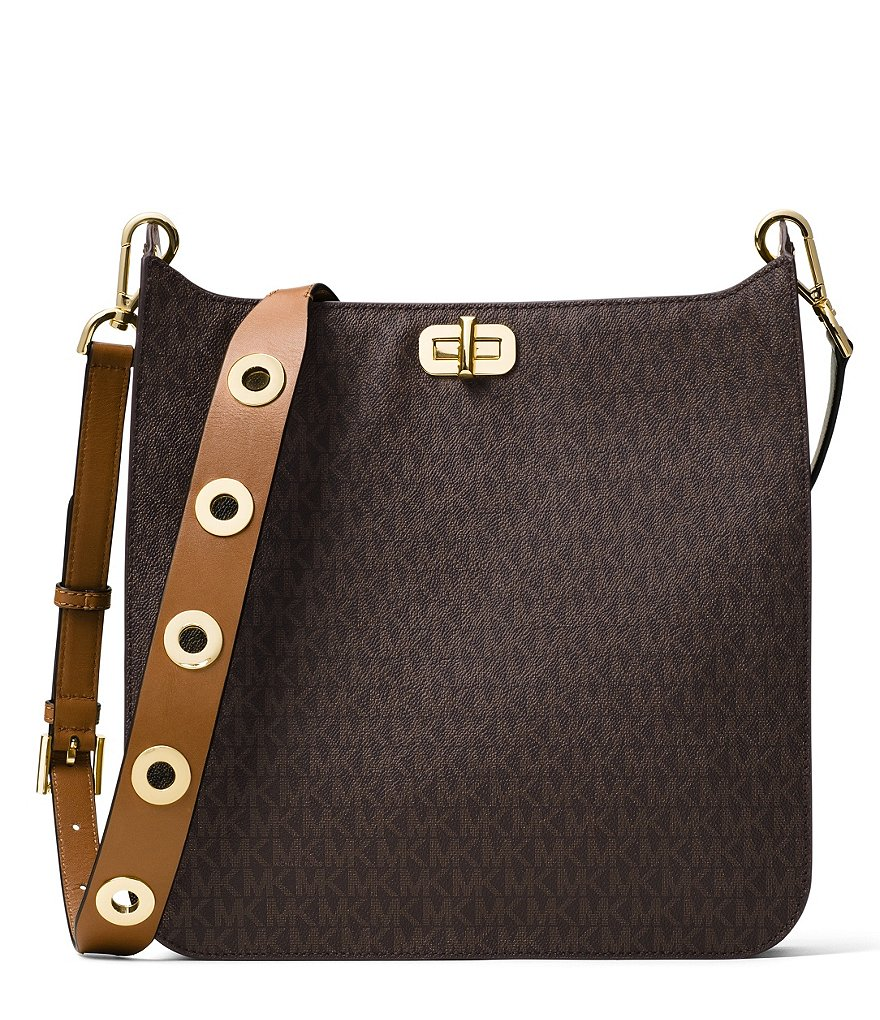 MICHAEL Michael Kors Sullivan Signature North/South Cross-Body Bag