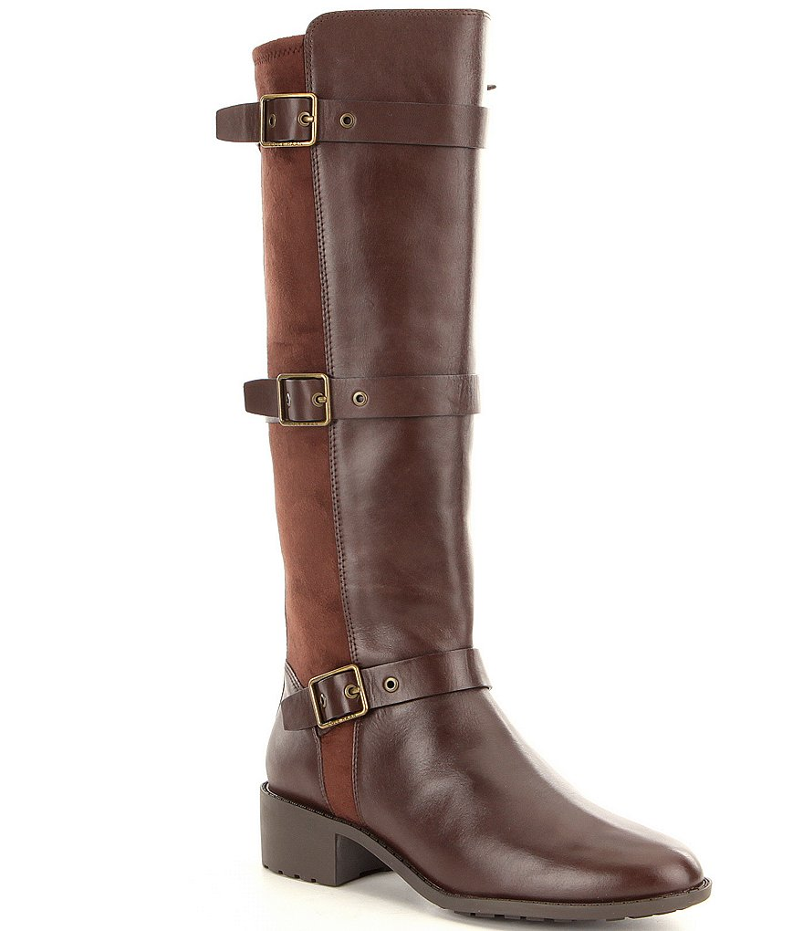 Cole Haan Salem Tall Riding Boots