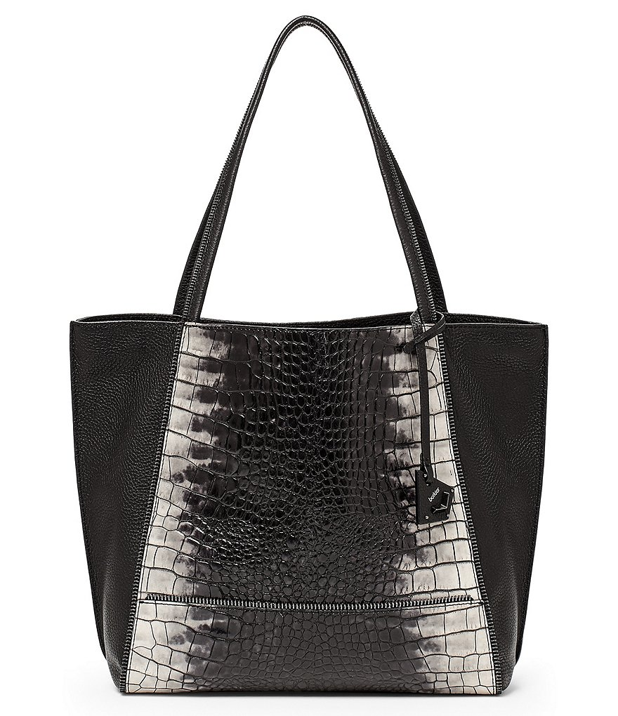 Botkier Soho Crocodile-Embossed Tote