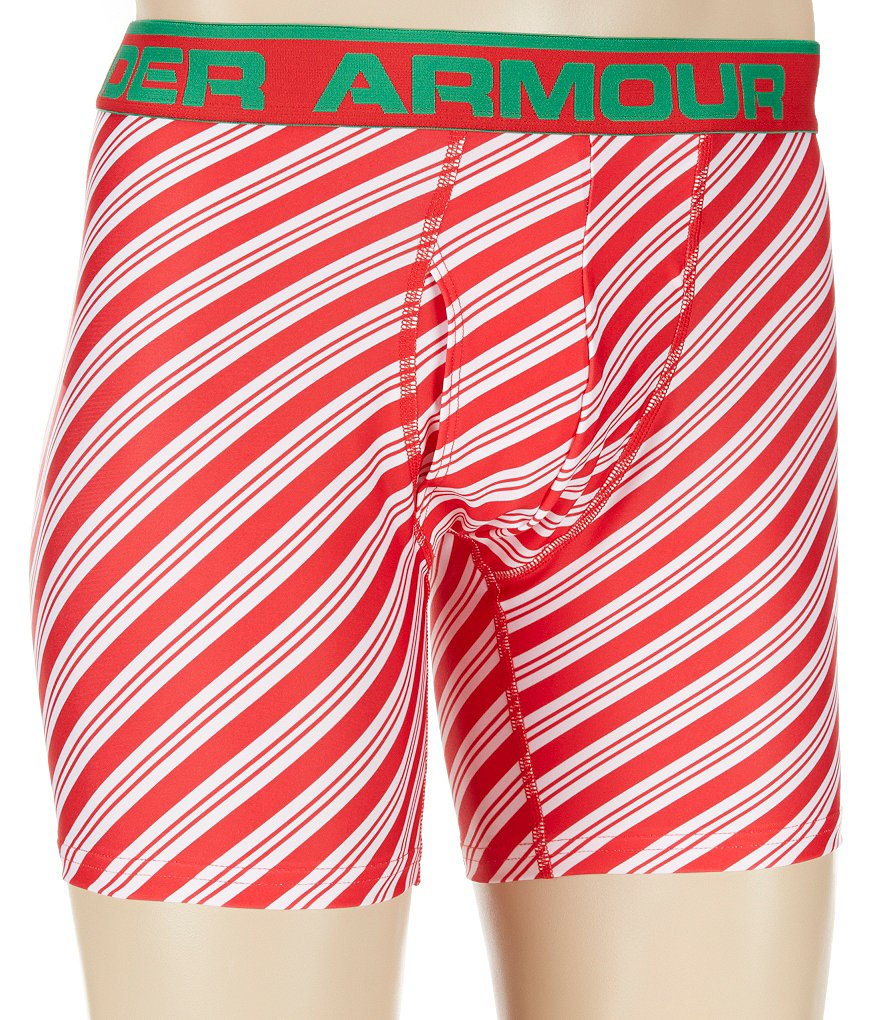 Under Armour Original Christmas Striped 6