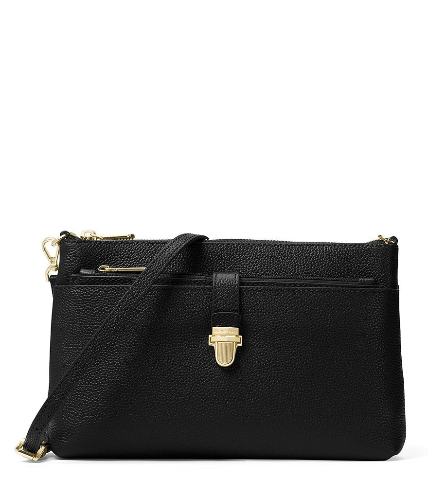 MICHAEL Michael Kors Studio Mercer Large Snap-Pocket Cross-Body Bag