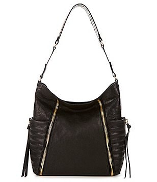 Kooba Liv Hobo Bag with Grommet Guitar Strap