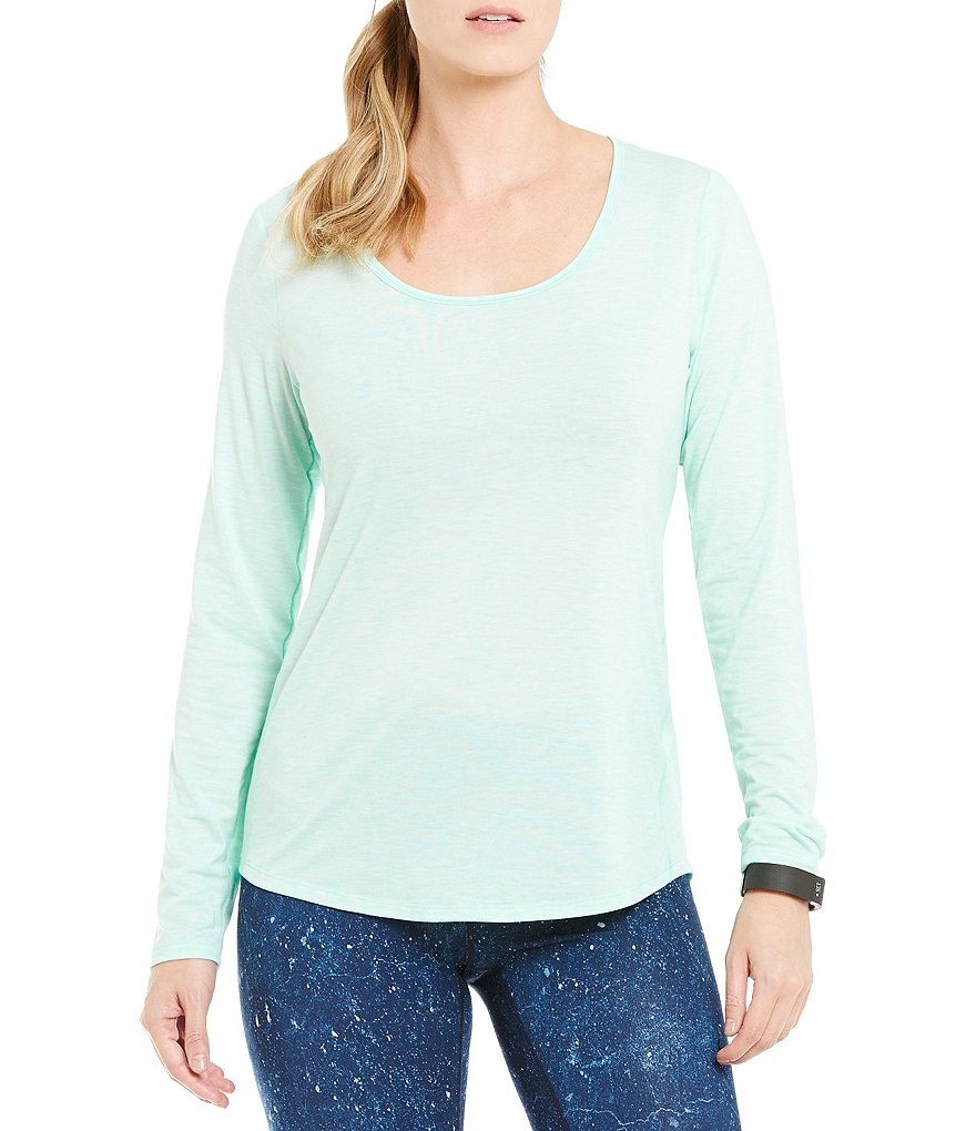 Lucy Long-Sleeve Workout Top
