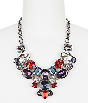Kennedy Row Stone Statement Necklace
